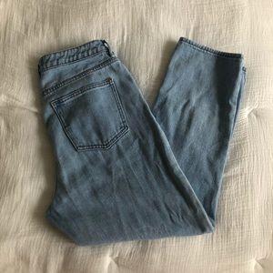 pac sun mom jeans(: